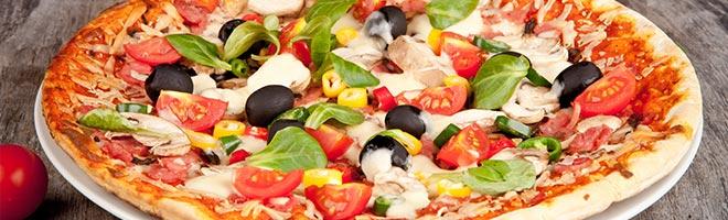 | Pizza Vegetarisch